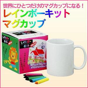 《5000円以上ご購入で送料無料》電子レンジで簡単にオリジナルのマグカップが作れます!レイン...