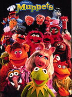 マペット・ショーキャラクターポスター《TheMuppetShow》マペットオールキャスト