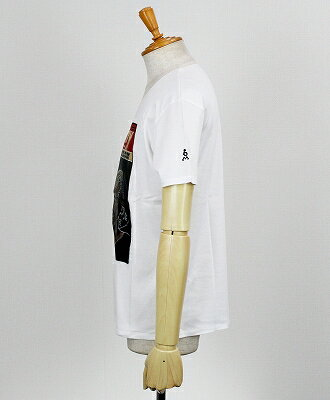 maxsix(マックスシックス) 3D Tシャツ 3D T-shirt TODAY [MX-1033] WHITE