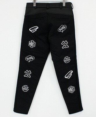 メンズファッション, ズボン・パンツ muta MARINE MMBC-210208-BK