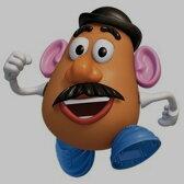 ミスターポテトヘッド(Mr.PotatoHead)ボクサーパンツ 前とじ コットンストレッチ キャラクター グッズ