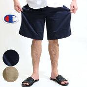 春夏新作(チャンピオン)Championコットンショートパンツ(ハーフパンツ)綿100%ツイルC3-D522