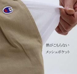 送料無料チャンピオンChampionチノコットンショートパンツ(ハーフパンツ)綿100%ツイル