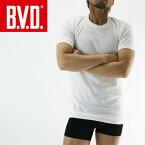 BVD 天竺半袖丸首Tシャツ ゴールド 20%OFF(B.V.D. ビーブイディー)ゴールド bvd tシャツメンズインナーシャツ肌着 蝶野正洋、武藤敬司