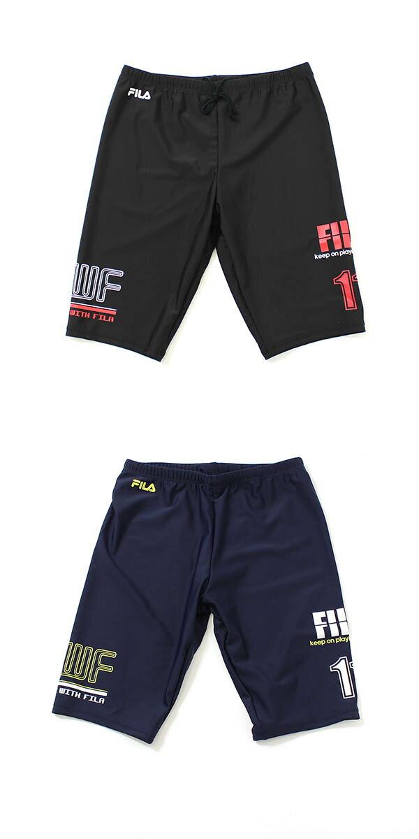 送料無料FILA(フィラ)メンズ用フィットネス水着(スイムウエア)424-236サーフパンツ