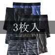 送料無料 3枚セット組み 新感覚 ボクサーパンツ メンズ  SOFT×STRETCH  前開き インナー 福袋1000円ポッキリ