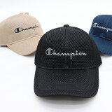 送料無料 (Champion)チャンピオン キャップ/メッシュ生地/帽子/ベースボールキャップ/メンズ/春夏/57-59cm/チャンピオン