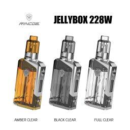 RINCOE JELLYBOX 228W【リンコー ジェリーボックス テクニカルMOD バッテリー別売】