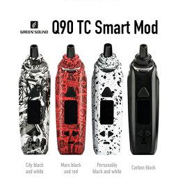 ★SALE!!★【30ml相当分リキッドサービス】Green Sound Q90 TC Smart Mod【グリーンサウンド】【温度管理】【ボックス】【テクニカル】