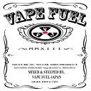 《クリックポスト送料無料》国産 リキッド【VAPE FUEL(ベイプ フュール) 15ml】電子タバコ フレーバー  フューエル フィール 日本製 VAPE メンソール X8