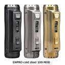 電子タバコ べイプ モッド 本体 イーエイチプロ コールドスティール シングル EHPRO cold steel 100 MOD テクニカル TC Box