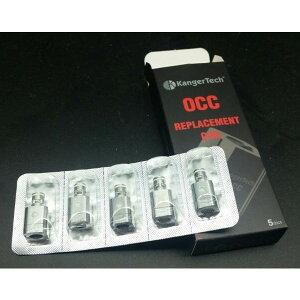 電子タバコ KangerTech社製 SUBTANK用 OCCコイル交換用コイル 5個セット …