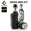 aegis mini kit 1 - 【レビュー】Geep vape AEGIS MINI RDA KIT、こんなMODがあったの!?今更だけど早く教えてよ!!バッテリー内蔵、耐衝撃、防水防塵!!味も良くっておまけにコンパクトなギークベイプのVAPE完成形スターターキット!!