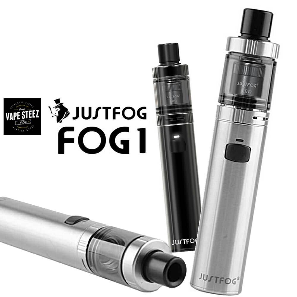 電子タバコ・ベイプ, スターターキット・セット  JUSTFOG FOG1 vape DTL MTL
