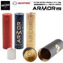 電子タバコ MOD Ehpro ARMOR Prime MOD 18650 / 20700 / 21700 保護回路基板搭載 セミメカニカル【 アーマー 】【 チューブタイプ 】【 vape 】