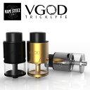 正規品 VGOD TRICK TANK R2 RDTA 24mm ドリッパー 爆煙 VAPEトリック スモークトリック 上級者向け