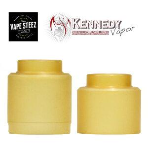 【 メール便で 送料無料 】Kennedy Vapor ultem cap 25mm ケネディ ベイパー ウルテム キャップ Trickster トリックスター 電子タバコ スターターキット VAPE