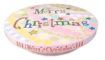 【訳あり】音楽とともにケーキが回る!クリスマスケーキスタンド[送料無料(一部地域を除く)]【YDKG-kd】[訳有]