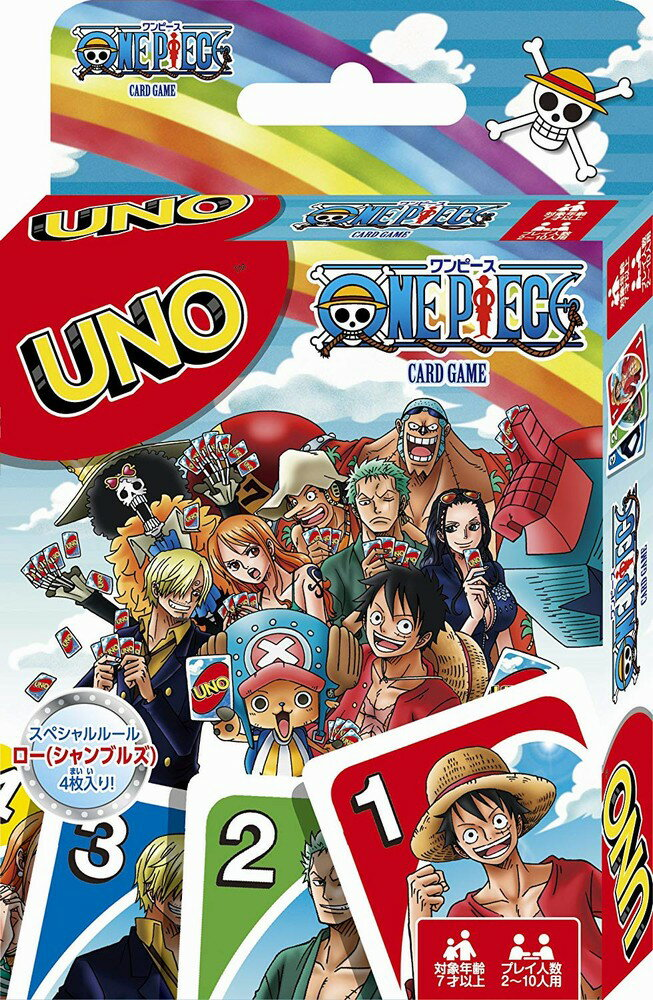 UNO ONE PIECE[ゆうパケット発送、送料無料、代引不可]