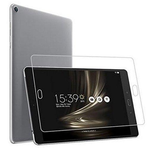 エイスース ASUS ZenPad 3S 10 Z500M専用 指紋防止 気泡が消える液晶保護フィルム 光沢タイプ クリアーシール「507-0054-01」[定形外郵便、送料無料、代引不可]