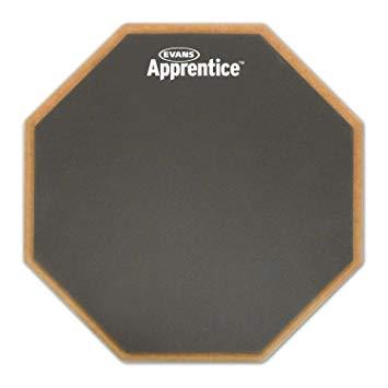 ドラム, トレーニングパッド EVANS 7 Apprentice Beginner Practice Pad ARF7GM ()