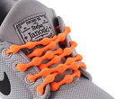CATERPYRUN (キャタピラン) 結ばない靴紐 75cm パッションオレンジ N75-7PO[定形外郵便、送料無料、代引不可]