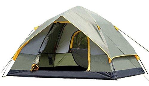 レジャー テント 213cm キャンプ 3〜4人用 持ち運び 大型テント アウトドア[送料無料(一部地域を除く)]