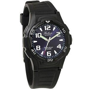 [シチズン キューアンドキュー]CITIZEN Q&Q 腕時計 Falcon (フォルコン) スポーツタイプ アナログ表示 10気圧防水 ブルー VP84J850 メンズ[定形外郵便、送料無料、代引不可]