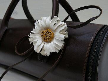 VARCO コサージュM コサージュ 花 革製 フラワーモチーフ 入学式 結婚式