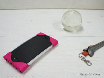 VARCO アイフォン5sカバー アイフォンケース ヌメ革 iPhone5/5s 日本製 本革 レザー iPhoneケース iPhoneカバー かわいい おしゃれ 革小物 オリジナルデザイン スマホケース メール便送料無料 ケース アイフォン5s 革製品 革 スタイリッシュ 刻印 ロゴ カバー