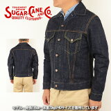 ��SUGARCANE�ۡڥ��奬���������14.25ozG�����(�ǥ˥ॸ�㥱�å�)DENIMJACKETSC11962A