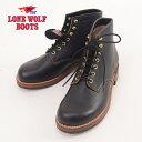 【送料無料】LONE WOLF ロンウルフ ローンウルフ ブーツ CAT'S PAW SOLE『MECHANIC(メカニック)』[rr]LW00450-119BK 靴 ブーツ 東洋エンタープライズ LONE WOLF ロンウルフ ローンウルフ メンズ 男性