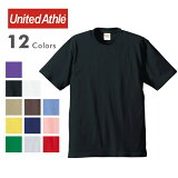 UnitedAthleユナイテッドアスレ5942-01[r7s]6.2オンスプレミアムTシャツ無地半袖