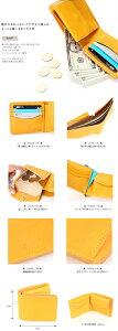 革蛸DEVILHEADデビルヘッドK-2TYPE-Oスクエアーショートウォレット(小銭入れ有)[ay]二つ折り財布ワレットウォレット昭南皮革イタリアンレザーのような日本の革