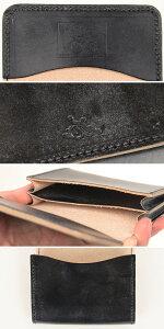 革蛸謹製カードの達人カードケース[a5]UKブライドルレザークレイトン社