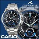 2010年秋冬最新OCEANUSモデル/CASIO 正規流通品 3年保証/5モータードライブ搭載。カシオ オシア...