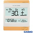 CASIO 正規流通品/電子日めくりモデルカシオ ウェーブセプター 壁掛け電波時計 日めくりカレンダー 100J <メーカー在庫限り>