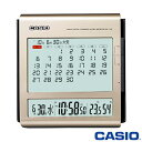 CASIO 正規流通品/マンスリーカレンダーカシオ ウェーブセプター 壁掛け/置き 電波時計 110J