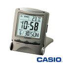 カシオ トラベルクロック 置き時計 温度計付き 50J