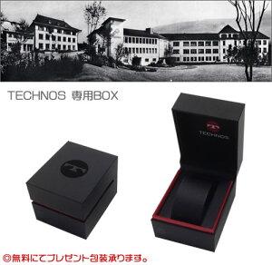 【TECHNOS】テクノスメンズ腕時計T1019TS