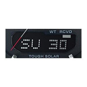 カシオウェーブセプターリニエージM170Dメンズブラックステンレスバンドマルチバンド6ソーラー電波時計無反射コーティングサファイアガラスCASIOWaveCeptorLINEAGE