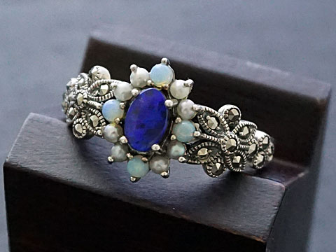 レディースジュエリー・アクセサリー, 指輪・リング Rokuzan Silver925