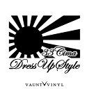 日章旗 33cima カッティングステッカー / Dress Up Style / 3...