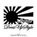 日章旗 INFINITI カッティングステッカー / Dress Up Style /...