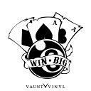 Win BIG カッティング ステッカー / GAMBLE LIFE ギャンブル ...