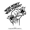 MORE MONEY MORE POWERS カッティング ステッカー ステッカー...