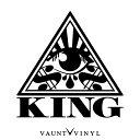 [ KING ] seeing eye カッティング ステッカー 車 ステッカー...