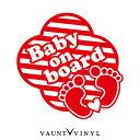 baby on board ステッカー カッティング ステッカー 車 シー...
