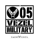 MILITARY VEZEL ヴェゼル カッティング ステッカー ヴェゼル ...