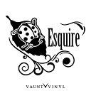 てんとう虫 Esquire エスクァイア カッティング ステッカー ...